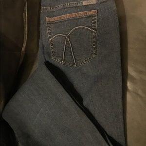 Liz Claiborne boot cut jeans